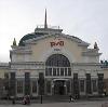 Железнодорожные вокзалы в Льве Толстом